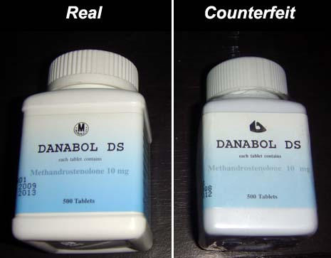 March Pharmaceuticals manufacturer of Danabol DS claims